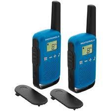<b>Рация Motorola Talkabout T42</b> синяя – выгодная цена – купить ...