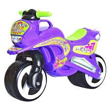 Велобег <b>RT 11-006 Motorcycle</b> (Фиолетовый) (5484) купить за ...