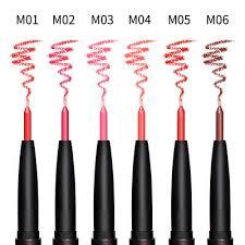 36H Colorful Waterproof Matte <b>Lip Liner</b> Lipliner Pen Makeup ...