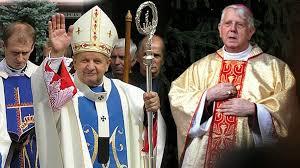 Znalezione obrazy dla zapytania arcybiskup wielgus 2007