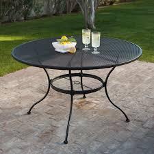 wrought iron patio furniture l