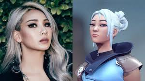 Riot reveals Jett's design was partially inspired by <b>2NE1'S CL</b>