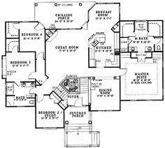 Modern small living room design split level house floor plans    Modern Exterior  Innovative Interior  HWBDO     Split Level House Plan from BuilderHousePlans