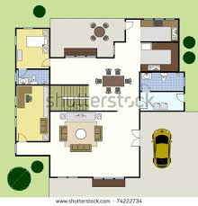 Ground Floor Plan Floorplan House Home Building Architecture    Ground Floor Plan Floorplan House Home Building Architecture Blueprint Layout