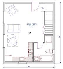 floor cabin floor plan plans loft
