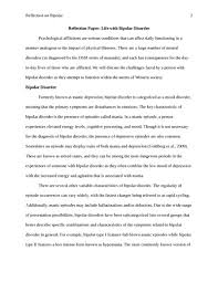 life with bipolar disorder psychology research paper   studentsharelife   bipolar disorder