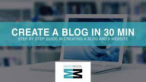 how to start a blog or website made easy a step by step guide i have created a step by step video tutorial showing you the exact steps on how to create a website and how to start a blog in just 30 minutes