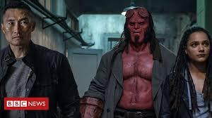 <b>Hellboy</b>: David <b>Harbour</b> remake fails to fire up box office - BBC News