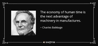 TOP 25 QUOTES BY CHARLES BABBAGE (of 71) | A-Z Quotes