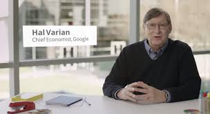 Image result for hal varian speaking