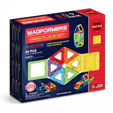 <b>Магнитный конструктор Magformers</b> Window Basic Plus 20 Set ...