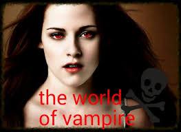 תוצאת תמונה עבור the world of vampire