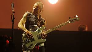 Flea pens touching tribute to late <b>Red Hot Chili</b> Peppers guitarist ...