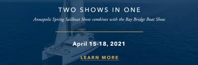 Annapolis Spring <b>Sailboat</b> Show | Annapolis Boat Shows