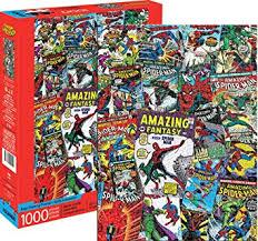 Aquarius 65349 Marvel Spider-Man Collage 1000 pc ... - Amazon.com