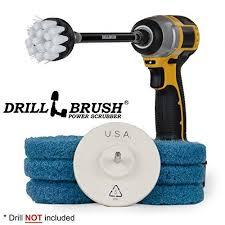 <b>Cleaning Supplies</b> - <b>Kitchen Accessories</b> - Drill Attachment - Drill Bru ...