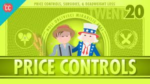 Image result for pictures of price controls