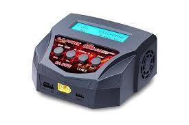 Универсальное <b>зарядное устройство G.T.POWER</b> C6D mini 6A ...