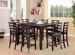 Square Dining Room Table Sets Luxury Counter Height Dining Table Sets High Dining Table Set New
