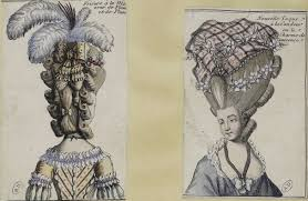 women s hairstyles cosmetics of the th century two