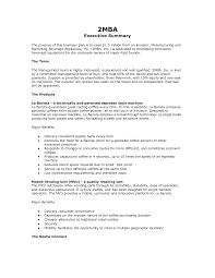 how to write your dissertation executive summary business template it