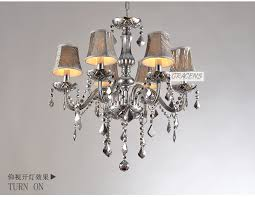 free shipping low ceiling chandelier lamp with k9 crystal and 3 year warranty cheap chandelier lighting