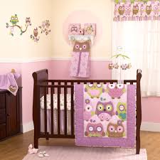 girl owl bedroom baby kids wonderful nurseries with crib and wall amazing decor also curtain ideas baby girl room furniture