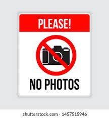 <b>No Photos Please</b> Images, Stock Photos & Vectors   Shutterstock