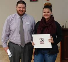 benton school district mlk essay contest winners high school maleah hugg