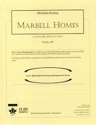 rental units housing city of grygla marbel application guidelines