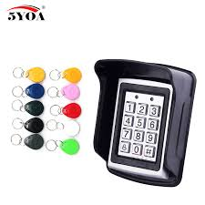 Hot Sale!Waterproof <b>Metal Rfid Access Control</b> Keypad With 1000 ...
