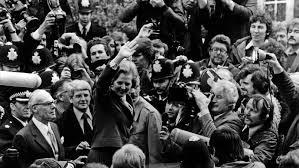 Margaret Thatcher, la Dame de fer en 5 images