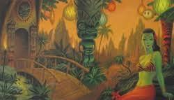 <b>Mark Ryden</b> Exotica Limited Edition Print Lowbrow Lowbrow Artwork ...