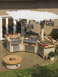 Outdoor Patio Kitchen 12 Gorgeous Outdoor Kitchens Hgtvs Decorating Design Blog Hgtv