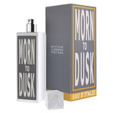 <b>Eau d'Italie Morn to</b> Dusk fragrance vanilla floral scent - The Perfume ...
