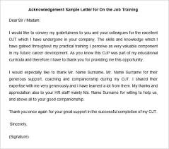 Sample Application letter for ojt s application letter for training development       jpg cb
