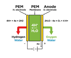 How does a <b>Hydrogen generator</b> work?