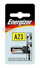 Купить <b>A23</b> - <b>Energizer</b> Miniature Е23А / A23A (1 штука) 639315 ...
