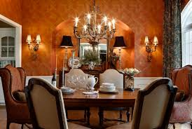 Orange Dining Room Chairs Orange Dining Room Ideas At Alemce Home Interior Design