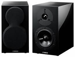 Фронтальные <b>колонки Yamaha NS</b>-<b>BP111</b> 2.0, цвет: черный
