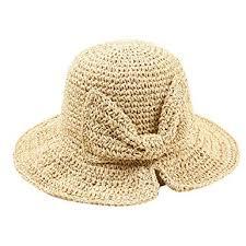 <b>Sun Hats</b> for Women Bow Soft Hat <b>Summer</b> Beach Fisherman Cap ...
