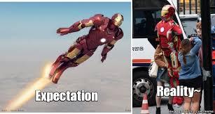 Iron Man~ | allkpop Meme Center via Relatably.com