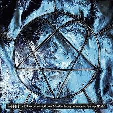 <b>XX</b>: <b>Two</b> Decades of Love Metal by <b>H.I.M.</b> (Finland) (CD, Oct-2012 ...
