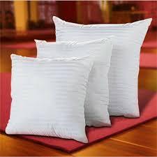 White Soft <b>PP Cotton Cushion Core</b> Throw Pillow Filler Sofa Chair ...