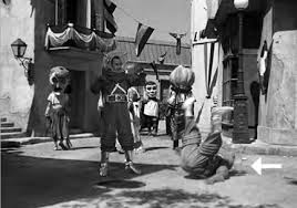 Image result for images from abbott and costello go to mars