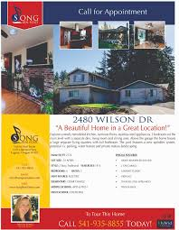 song real estate flyers eugene real estate song real estate song real estate flyers