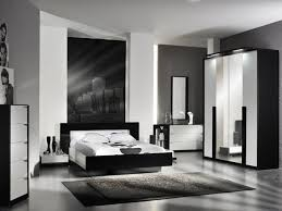 black bed with white furniture. image of black and white bedroom furniture ideas bed with r