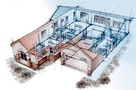 Small Picture Home Design Blueprint House Plans In Kenya House Custom Home