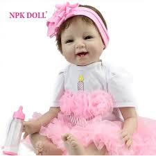 <b>NPKDOLL</b> 22 inch <b>Silicone Reborn Babies Dolls</b> Brinquedos Dolls ...