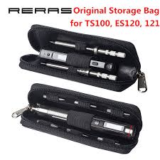 Original <b>Portable Storage Bag for</b> MINI TS100 Soldering Iron ...